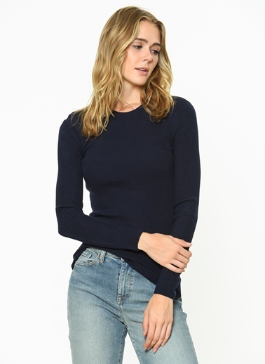 Mavi Triko Lacivert